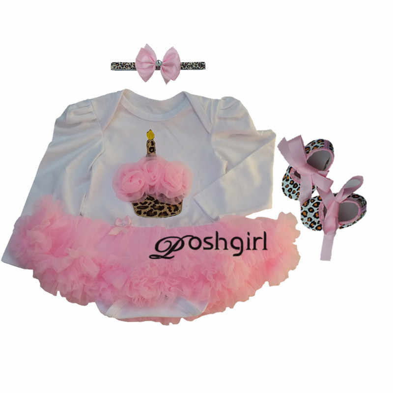 f6637d9a665304 Detail Feedback Questions about Boutique Gifts for Baby Girl Party Clothes  Set Newborn BEBE Outfits Infant Kids Tutu Jumpsuit Baby Onesie Costume  Cupcake ...