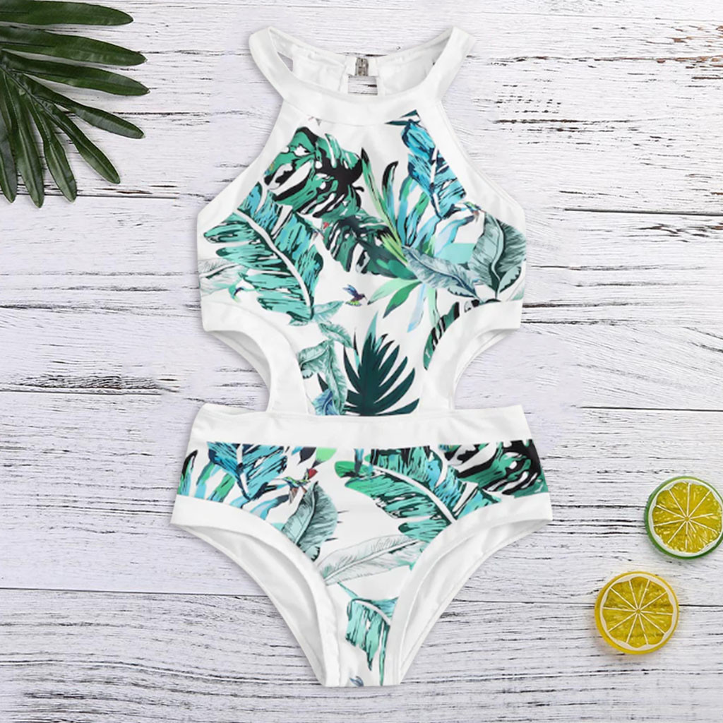 Bikinis 2019 mujer Women Printing Bandage Bikini Set Brazilian Swimwear Beachwear Swimsuit Cover-ups Dropping Maillot de bain(China)