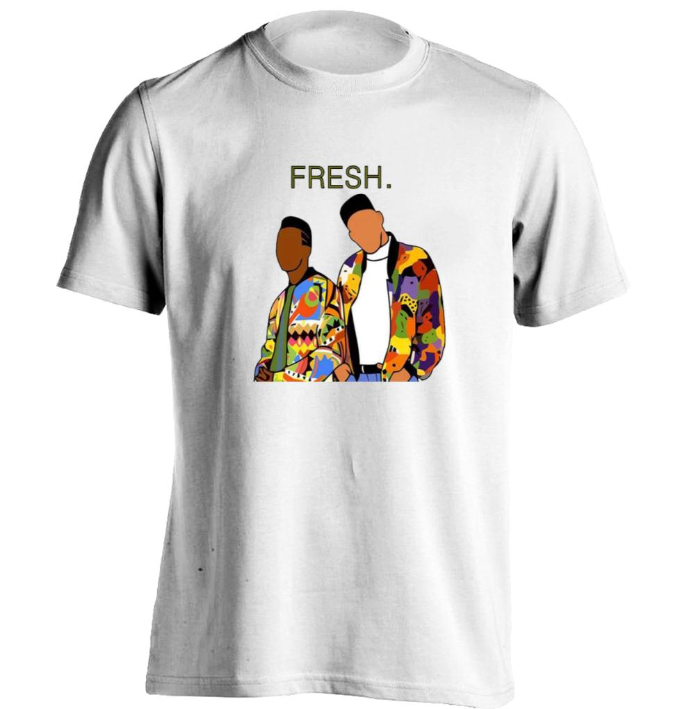The Fresh Prince Mens Womens Band T Shirts Rock T Shirt