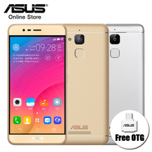 "ASUS Zenfone Pegasus 3 X008 3GB 32GB CPU MT6737 Smartphone Quad Core Android 6.0 5.2"" Fingerprint ID FDD 4100mAh Mobile Phone"