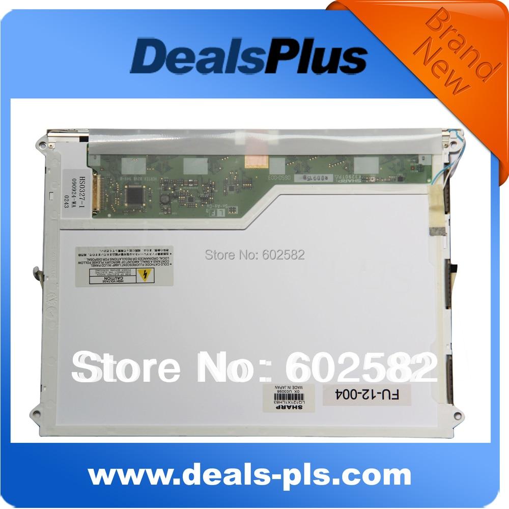 NEW FOR SHARP LQ121X1LH83 LAPTOP LCD Screen 12.1 XGA , 100% WORKING !