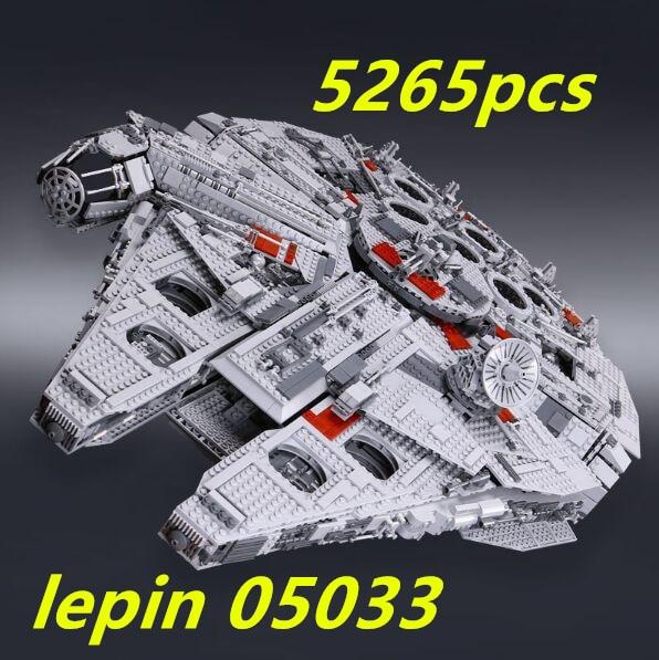 lepin star wars millennium falcon 05033 Ultimate Collector's Building legoing Blocks Bricks Compatible legoing starwars 10179