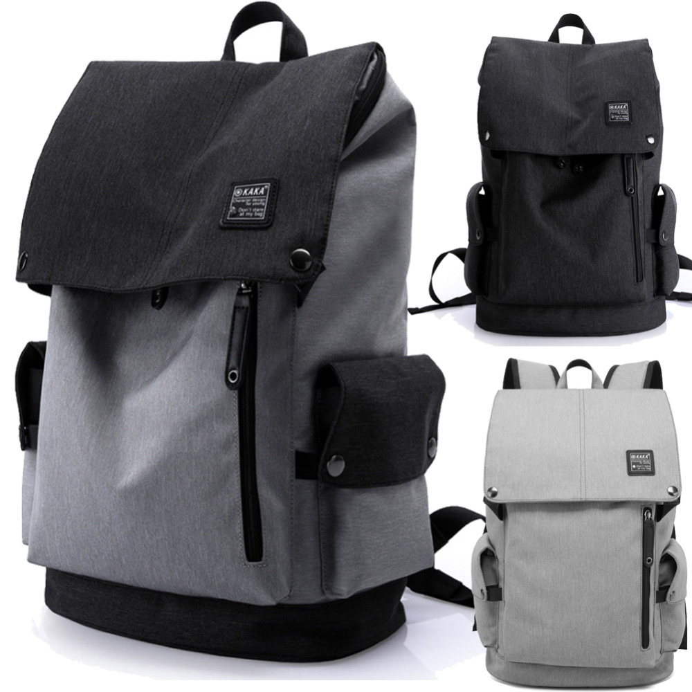 14 15 15 6 Inch Waterproof Nylon Computer Laptop Notebook Backpack Bags Case School Backpack for