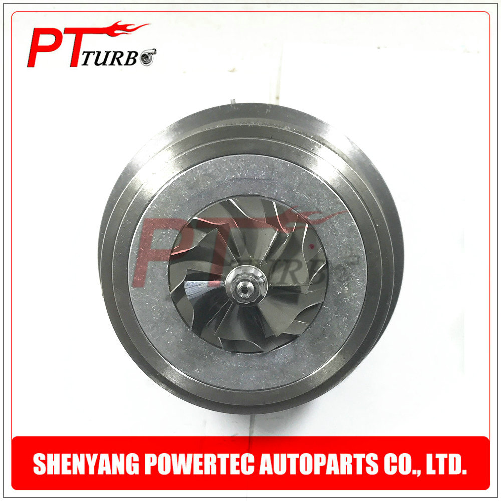 <font><b>GT1752V</b></font> Turbo core rebuild for BMW X3 2.0D E83 E83N 110 Kw 150 HP M47TU - 11657794022 turbocharger cartridge 762965 replace chra image