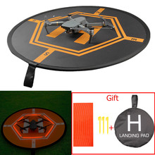 Double Side Day & Night Foldable Apron Landing Pad For DJI Phantom 4 3 Mavic Pro Inspire 1 Drone RC Quadcopter