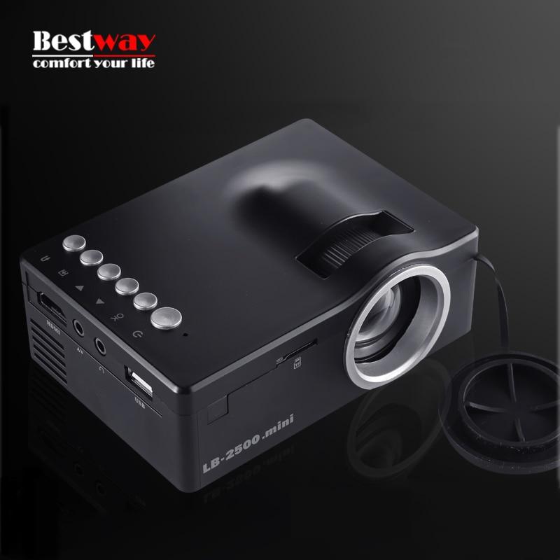 Unic UC18 Projetor Portable Mini Projektor proyector LED 1080P Projectors For School Proiettore Video Cheap Digital