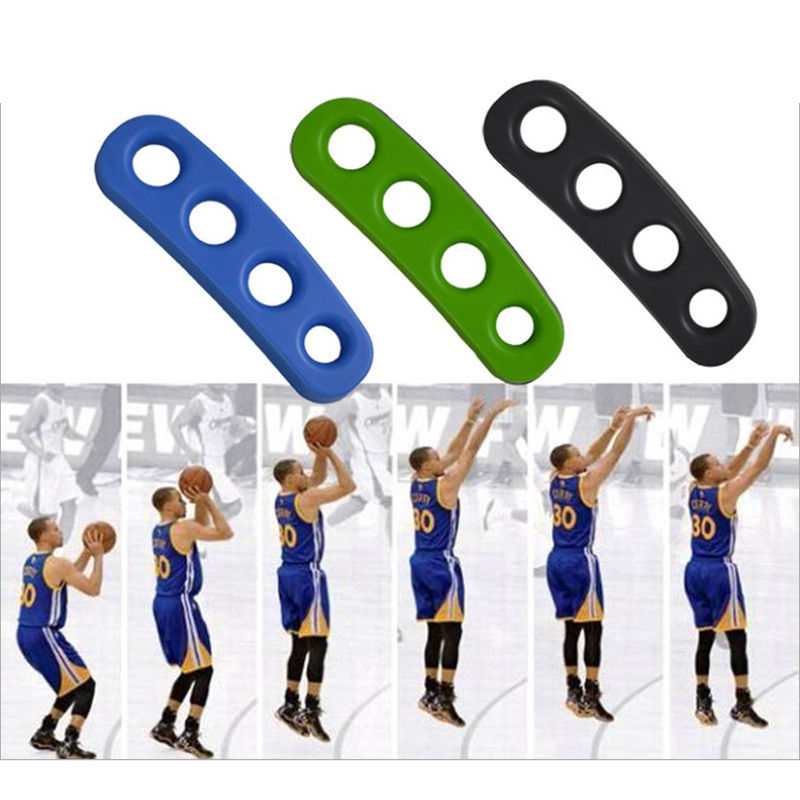 1Pcs Silicone Shot Lock Basketball Ball Shooting Trainer Training  Accessories For Kids Adult Man Teens