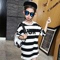 Kids Girls Dress Cotton Striped Long Sleeve Girls Clothing Autumn Fashion  Casual Children Girls Dress 5 7 9 11 13 14 Years