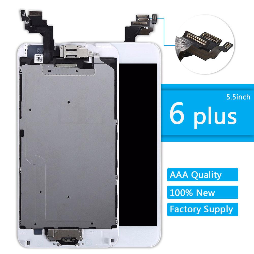 iphone 6 plus screen display