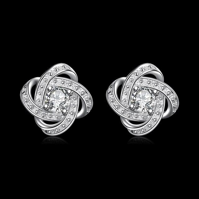 Купить серебряный цвет элегантные популярные изысканные роскошные кольцевые