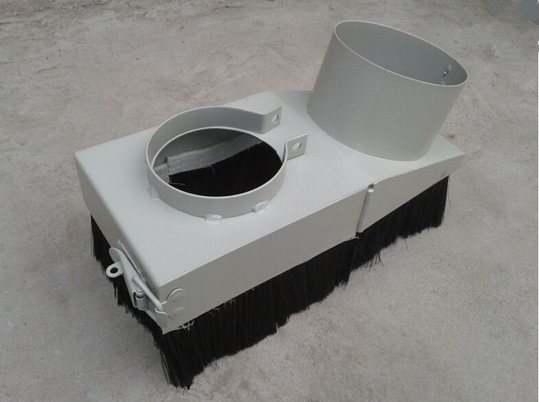 D100mm Vacuum Cleaner Engraving machine Dust Cover for CNC Router and spindle motor