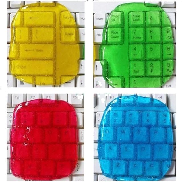BSBL Eb Hk ההייטק קסם אבק מנקה מתחם סופר נקי החלקלק ג 'ל עבור טלפון נייד מחשב מחשב מקלדת רכב נקי