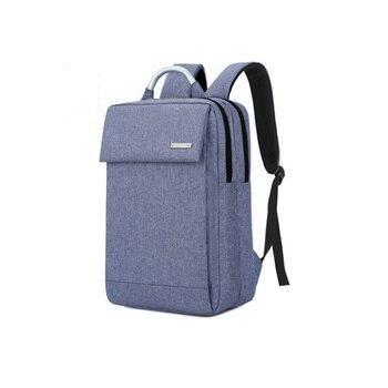Водонепроницаемая сумка для ноутбука Macbook Air Pro Dell hp, рюкзак для ноутбука для мужчин и женщин, сумка через плечо для 13,3-15,6 дюймов