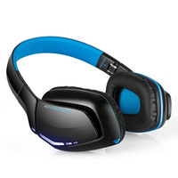 KOTION EACH B3506 Bluetooth Headphones Wireless Headset Foldable Gaming Headsets With Mic For Android IOS Smartphones