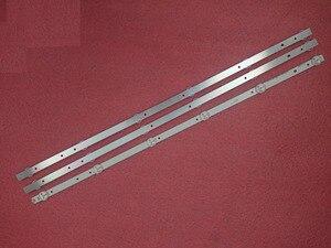 Image 4 - 3 teile/satz led hintergrundbeleuchtung streifen für Supra STV LC32T880WL STV LC32T840WL SVJ320AG2 32D2000 SVJ320AK3 SVJ320AL1 SVJ320AL6 LB C320X24