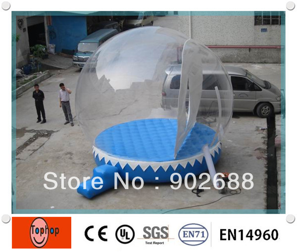big discount large outdoor inflatable human snow globe - Large Christmas Snow Globes