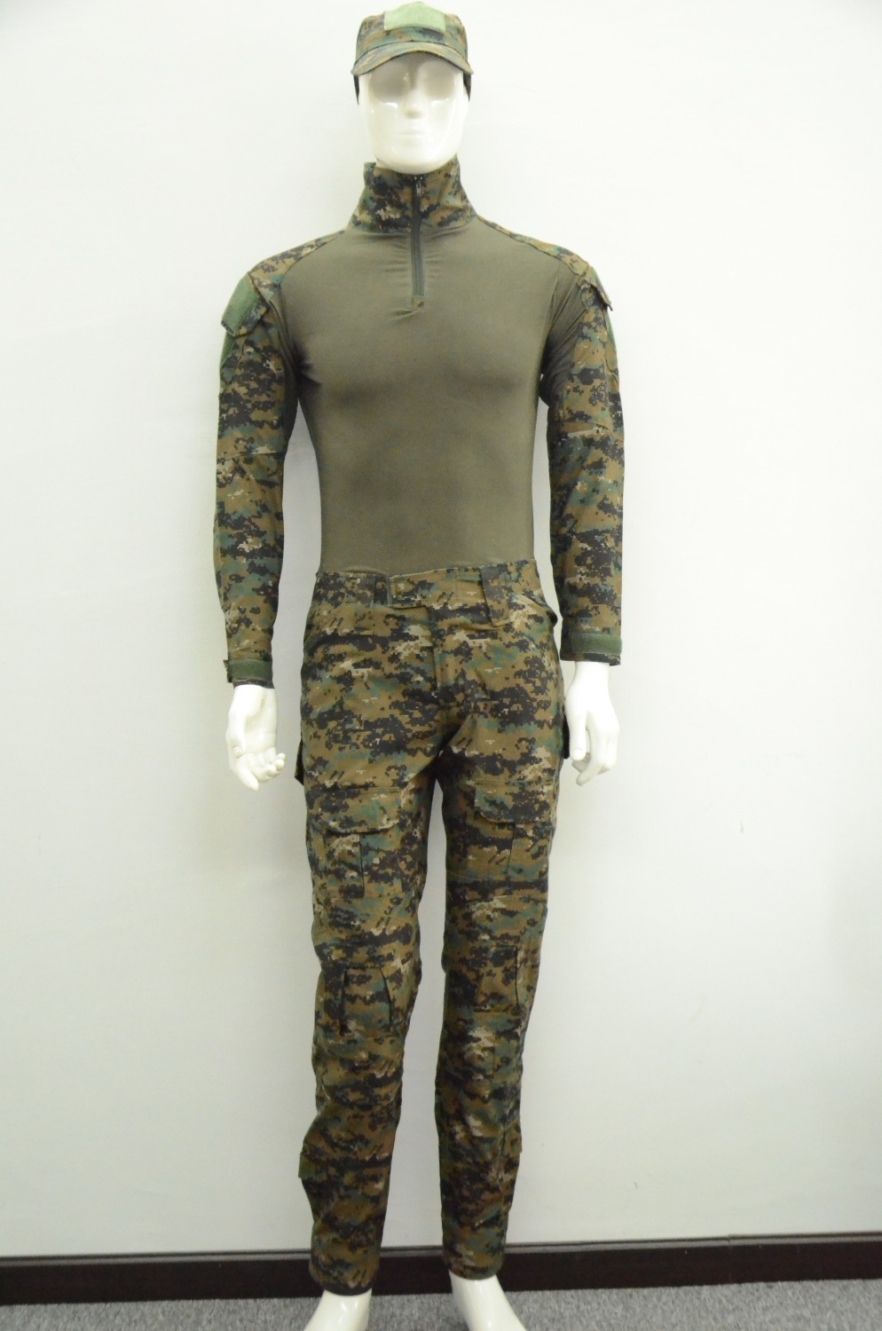 frog suit airsoft us army military uniform tactical usmc