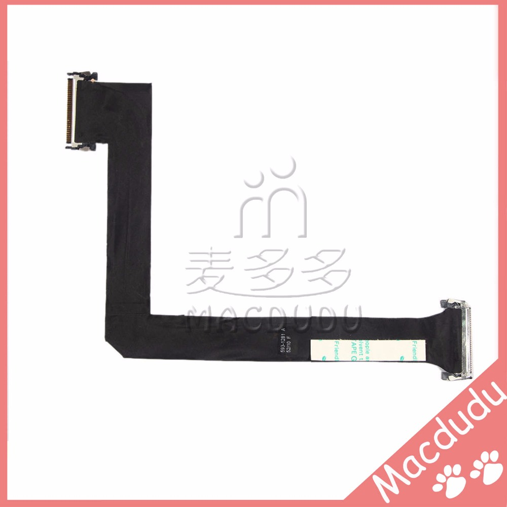 Brand New LCD Cable for Aa1312 27 MB952 MB953 P N 593 1281 593 1028