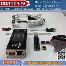 BOX HD/ip scatola Più Nuovo per sbloccare codici pin Back up/sblocco il perno, password foriphone foripad Android EFI programmatore Icloud