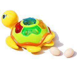 Kinder Kinder Elektronisches Spielzeug Haustiere Automatisch Elektronische Eier Legen Spielzeug für Mädchen Jungen Schildkröten Schwan und Huhn Kinder Geschenk