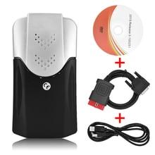 10 шт./лот 2015.3New дизайн новый TCS CDP PRO может Тесты Car + Truck TCS CDP Pro Plus с Bluetooth DHL бесплатная доставка