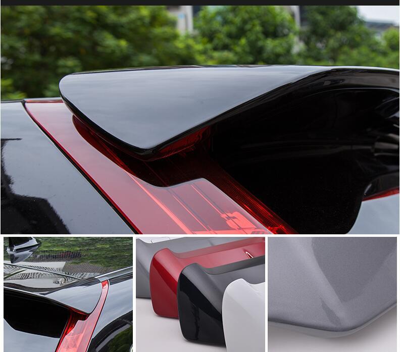 PAINT CAR REAR WING TRUNK LIP SPOILER FOR 12-17 HONDA CRV CR-V 2012 2013 2014 2015 2016 2017 FAST BY EMS (7colors)