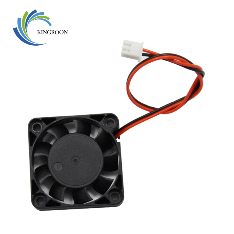 12V/24V 2 Pin Brushless Cooler Fan with Dupont Wire as 3D Printers Parts 3