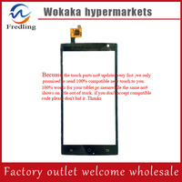 Black Original For Takee Takee1 Touch Screen Panel Digitizer Sensor For Takee 1 Replacement Free Shipping