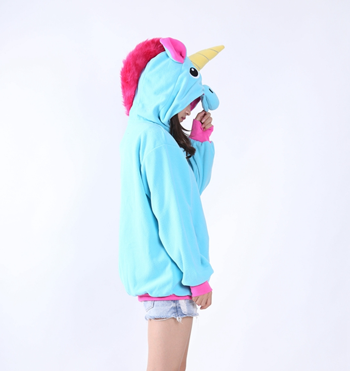 Con Sudadera Cosplay Pikachu Unicornio Disfraces Capucha Stitch q4RTgBR