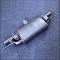 Auto modifizierten doppel ventil control racing sound auspuffrohr 2 2,5 3 zoll durchmesser Titan grundfischen material T-typ schalldämpfer