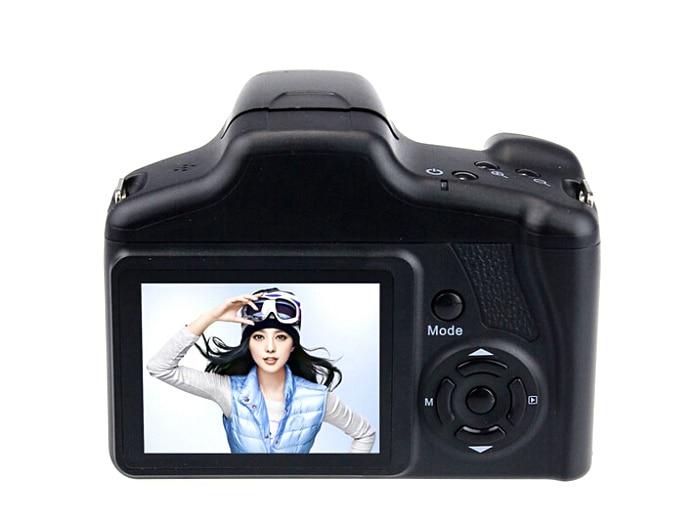 ФОТО Professional 12Mp Max resolution DSLR Digital Camera Mini Cameras DC-05 Dslr Similar Single Lens Reflex Flash Camcorders