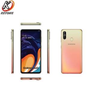 "Image 4 - Brand New Samsung Galaxy A60 LTE Mobile Phone 6.3"" 6G RAM 64/128GB ROM Snapdragon 675 Octa Core 32.0MP+8MP+5MP Rear Camera Phone"