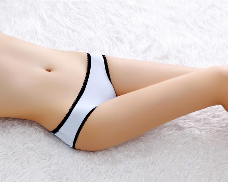 9dd3cdb79 Dropwow Transparent Gauzy Sexy Panties Female Lace Underwear Women ...