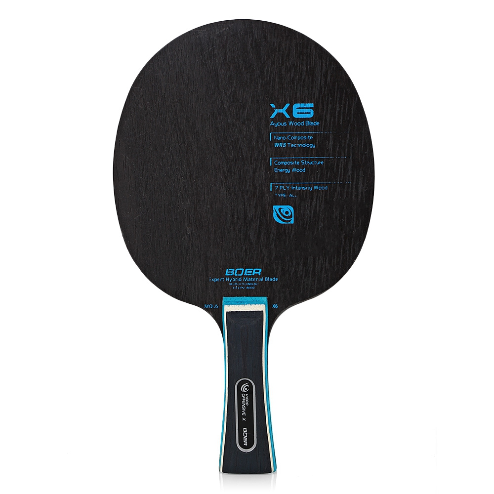 Table Tennis Bat Ping Pong Racket Paddle Bat with Handle Lahore