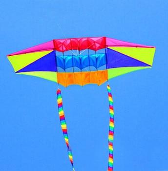 free shipping high quality 3d kite radar kite line 5pcs/lot weifang factory wholesale flying kite outdoor toys kitesurfing sport недорого