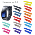 Replaceable Wristband Silicon Strap for Samsung Gear Fit 2 R360 Smart Bracelet Watchbands for Smart Band