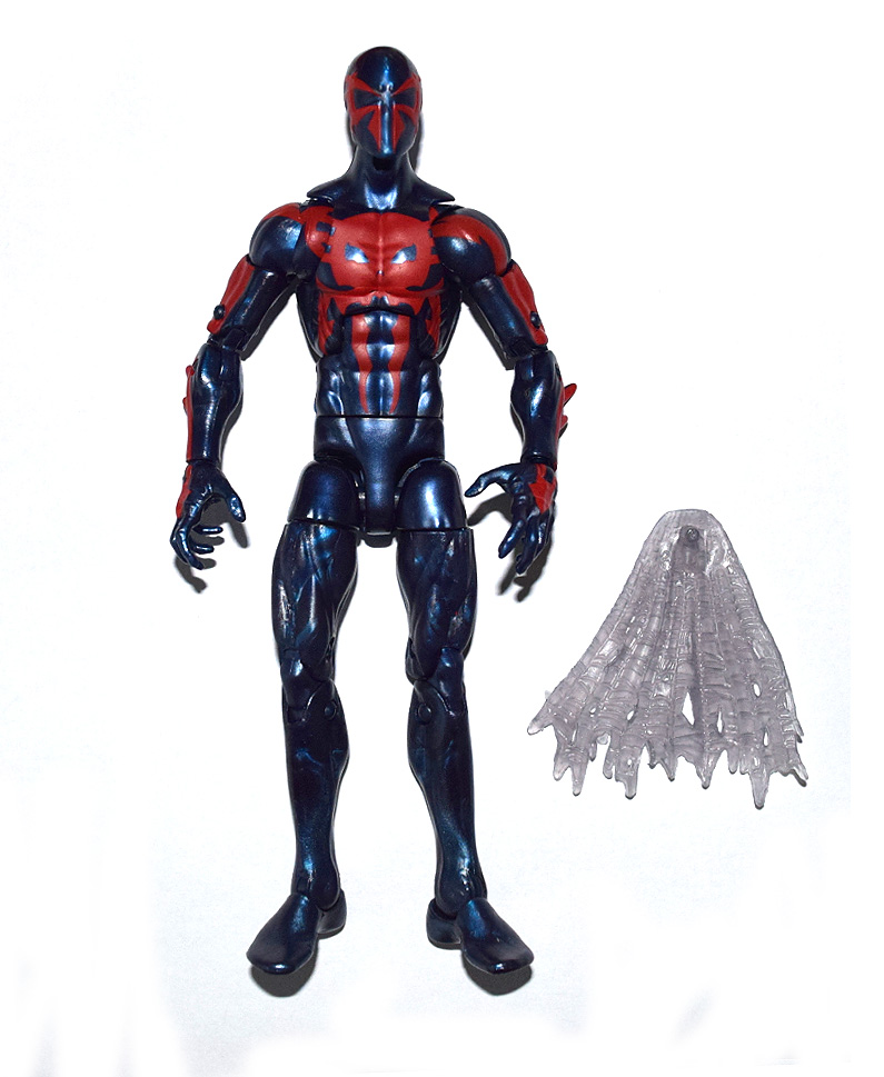Marvel legends infinite series all new all different spiderman 2099 homecoming aveners 6″ loose action