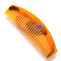 1 шт., расческа для массажа волос, пластиковая, без статического ухода за здоровьем, щетка для волос, парикмахерская расческа салонная укладк