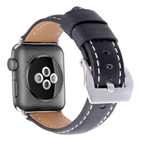 38mm 42mm New Style Genuine Leather Watch Bracelet Accessories For Apple Watch Bands Series 1 2