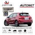 Cámara de Vista trasera de coche JIAYITIAN para Nissan Tiida hatchback C12 C13 2011 ~ 2016 2017 CCD/visión nocturna/cámara para matrícula