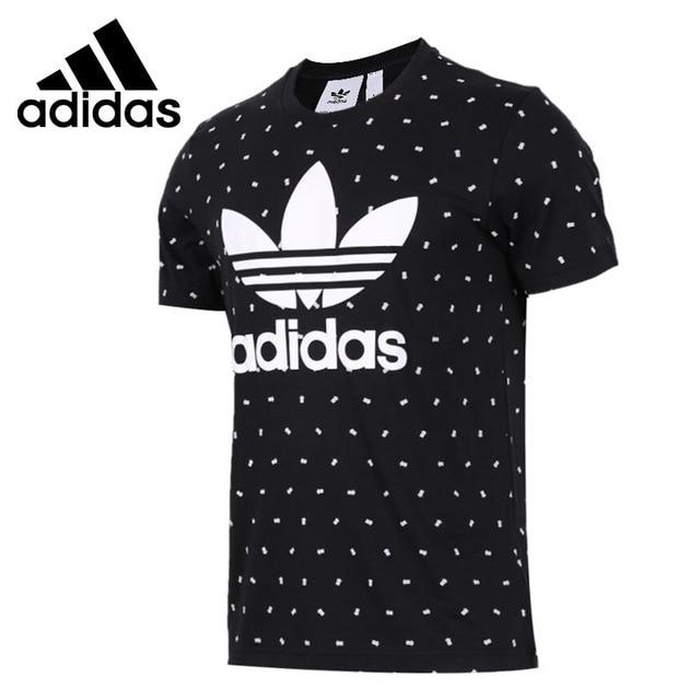 huge selection of b8435 4f4fe Original New Arrival 2018 Adidas Originals TREFOIL TEE Men s T-shirts short  sleeve Sportswear