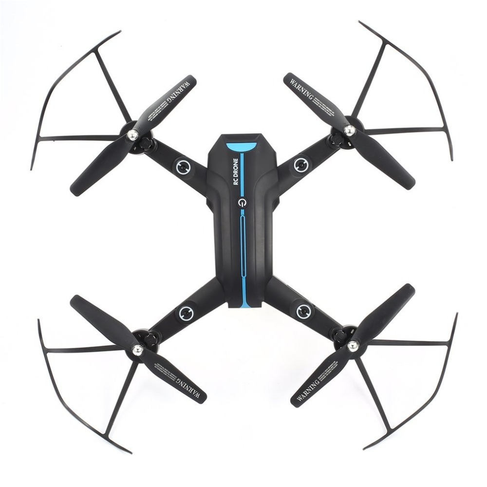 Foldable Quadrocopter RC Drone 2.4GHz WiFi FPV  Camera Live Video Aircraft RTF Quadcopter Helicopter Toys Gift For Kids drohne Квадрокоптер