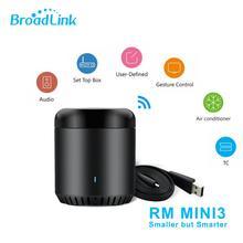 Broadlink RM Mini3 Smart Home IR 4G WiFi Controller Support 38Khz Universal Intelligent Wireless Remote Control Support Google цена