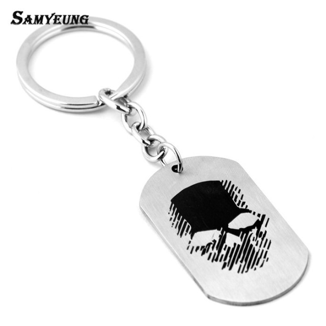 Samyueng Porte Clef Tom Clancys Ghost Recon Wildlands Key Chains - Porte clef photo