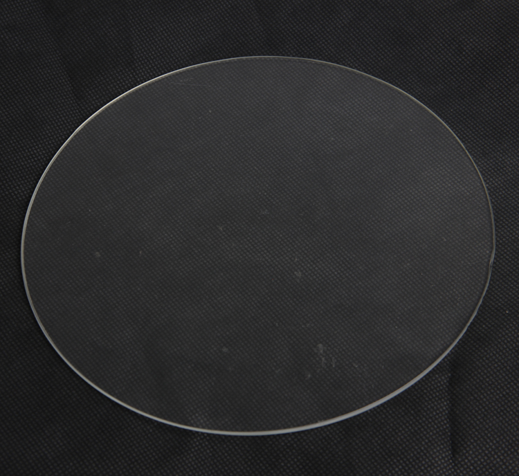 Round 3D Printer Borosilicate Glass Plate for Heated Bed RepRap / CTC / ANET/Kossel (List 3: 120~300mm)
