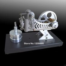 Stirling motor modell Klasszikus vákuum motor Fekete tudomány és technológia Stryn motor Tudományos gyermekjáték Születésnapi jelenet