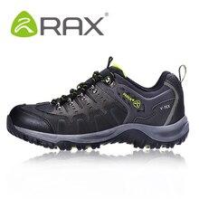 Rax Tênis Para Caminhada Ao Ar Livre À Prova D' Água Sapatos de Marca Das Mulheres Dos Homens Respirável Sapatos de Escalada Dos Homens Caminhadas Camping Mulheres Zapatos Senderismo