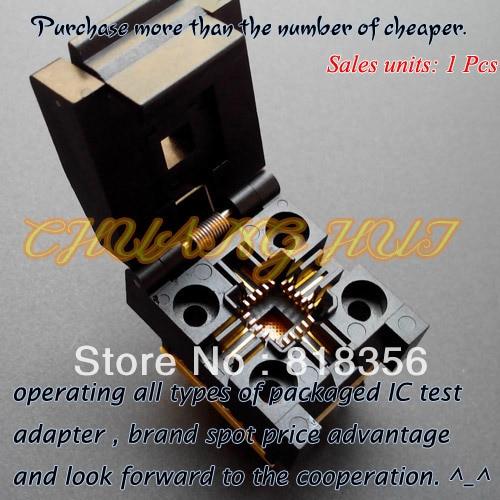 TEST CNV-PLCC-PAL20 Adapter PLCC20 To DIP20 IC Test Socket/programmer Adapter