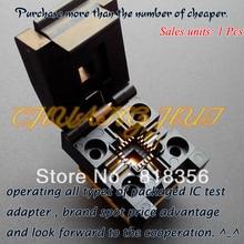 цена на CNV-PLCC-PAL20 adapter PLCC20 to DIP20 IC Test Socket/programmer adapter