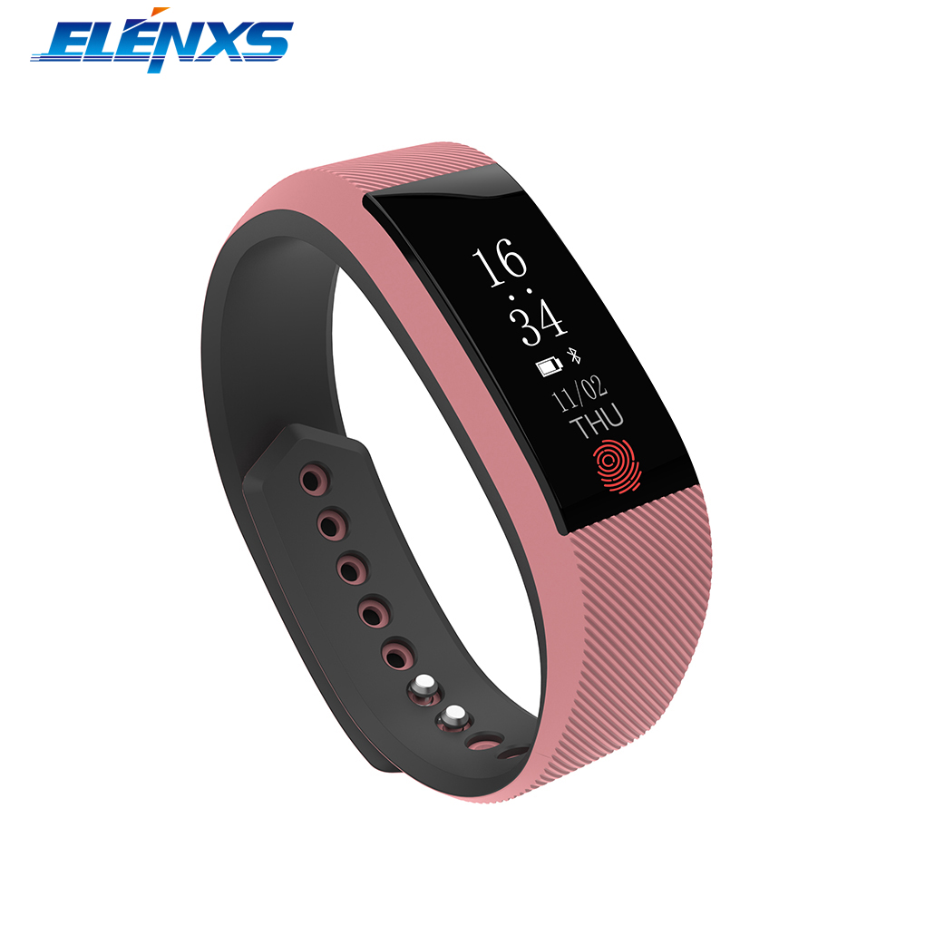 B15 Waterproof Smartband for Android IOS Phone Bluetooth Smart Bracelet Blood Pressure Heart Rate Monitor Wristband